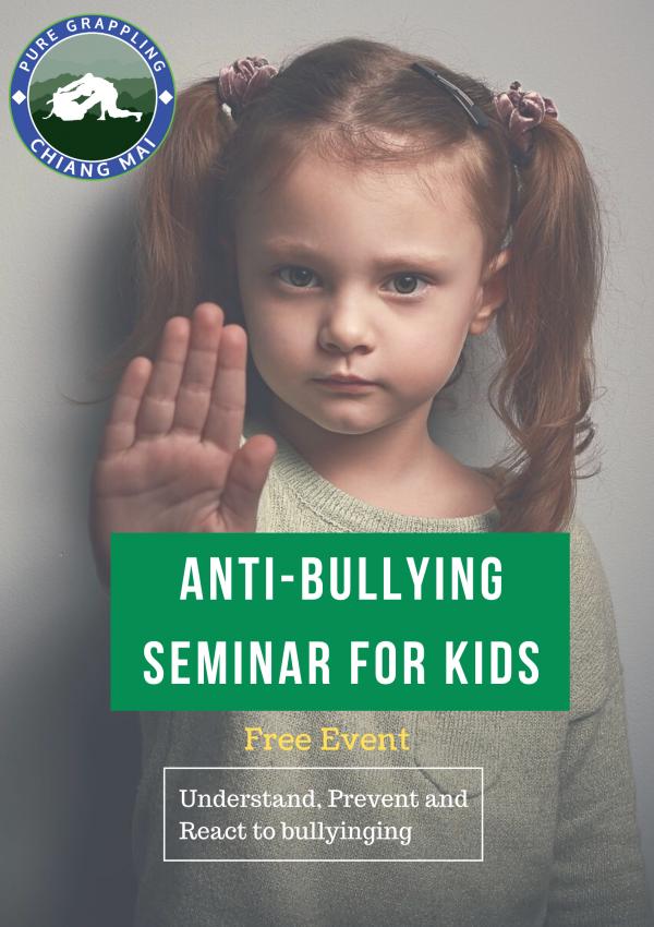 Copy of Anti-Bullying seminar